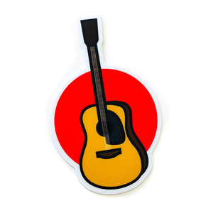 Stickers Northwest Sticker | Acoustic Guitar 3.0