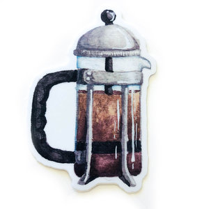Stickers Northwest Sticker | French Press & Chill