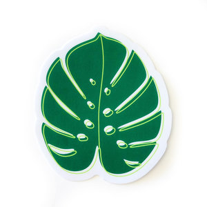 Stickers Northwest Sticker | Monstera Deliciosa Leaf