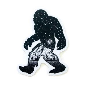 Stickers Northwest Sticker | Sasquatch Constellation