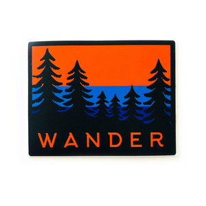Stickers Northwest Sticker | Wander Trees