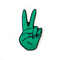 Stickers Northwest Sticker   Peace Hand