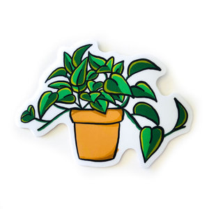 Stickers Northwest Sticker | Plant Pothos 2.0