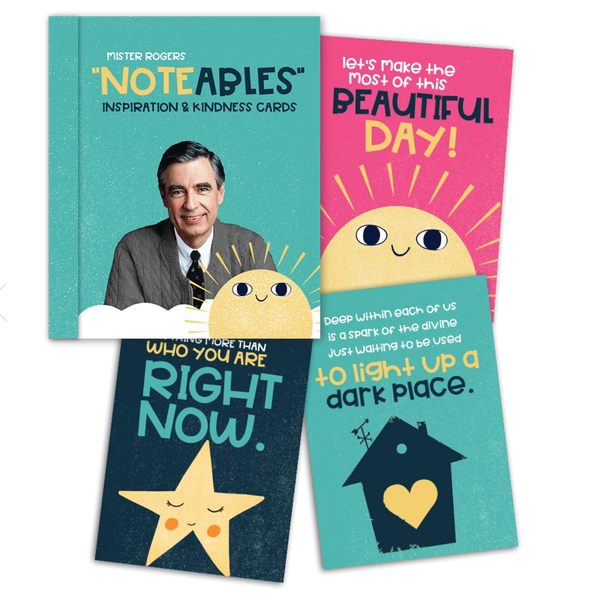 Papersalt Noteables | Mister Rogers