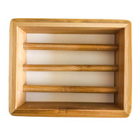 Soap Shelf | Moso Bamboo