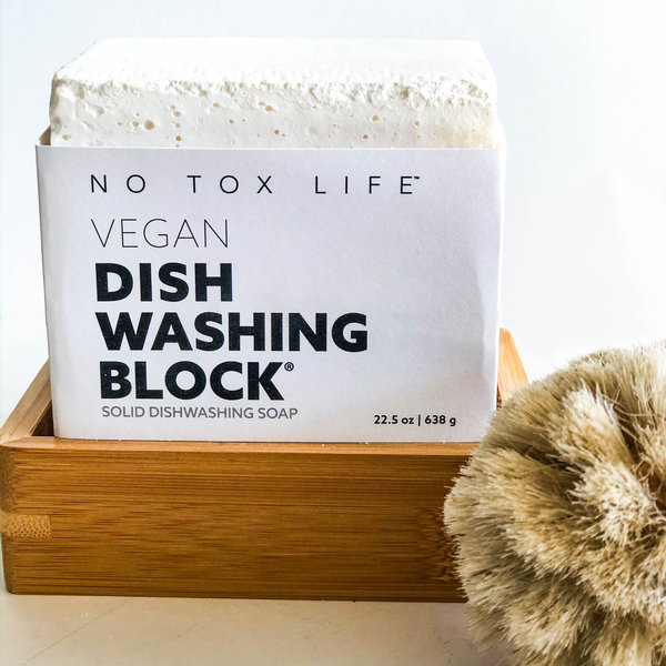 No Tox Life Soap Shelf | Moso Bamboo