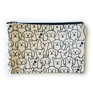 Zip Pouch | Dogs | Small