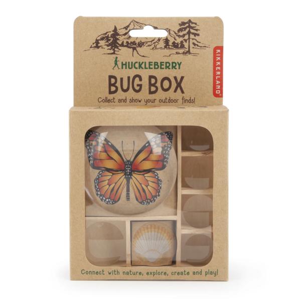 Kikkerland Outdoor Bug Box | Huckleberry