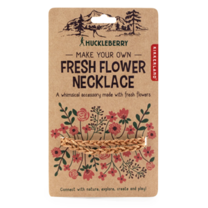 Kikkerland Outdoor Fresh Flower Necklace | Huckleberry