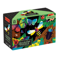 Chronicle Books Puzzle | 100PC | Amazing Insects Glow