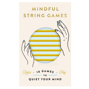 Chronicle Books Boxed Set | Mindful String Game