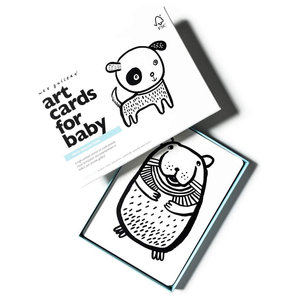 Wee Gallery Art Cards | For Baby