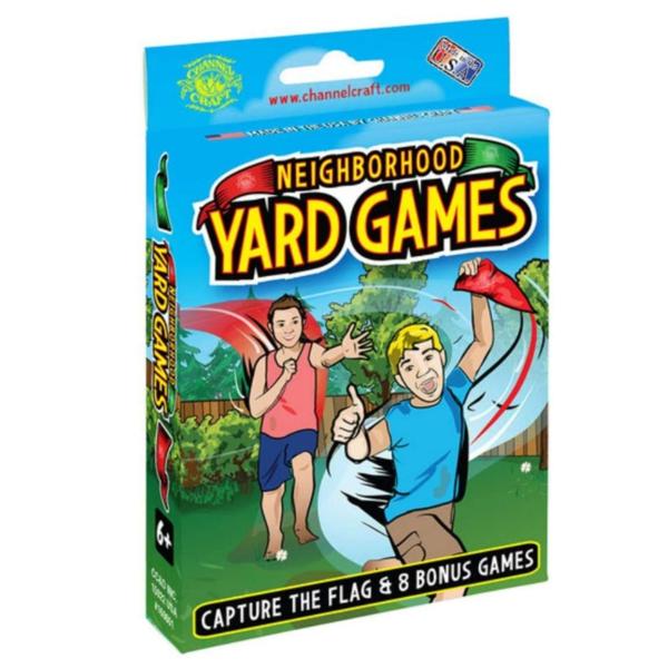 Channel Craft Neighborhood Yard Games