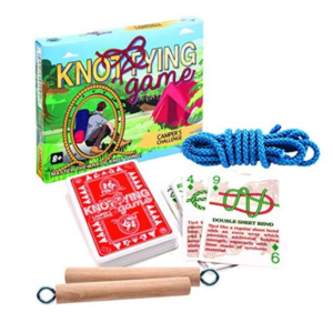 Channel Craft Knot Tying Kit | Campers