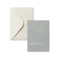 Compendium Boxed Note Cards | Light In The Dark