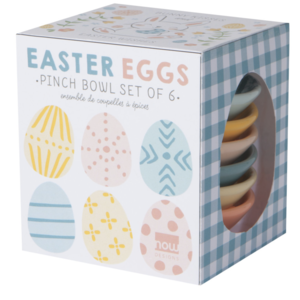 Now Designs Bowls | Easter Eggs | Set/6