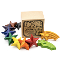 Crazy Crayons Crayons | Eco Stars