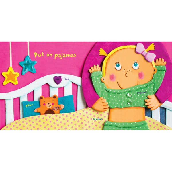 Workman Publishing Book | Indestructibles | Baby Night Night