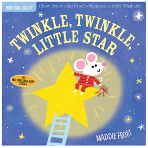 Workman Publishing Book | Indestructibles | Twinkle Little Star