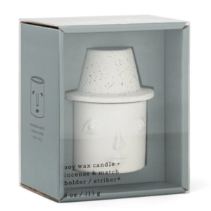 Paddywax Candle Match Striker   4oz   Eucalyptus Santal