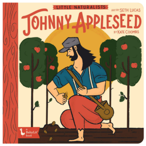 Gibbs Smith Board Book | Johnny Appleseed