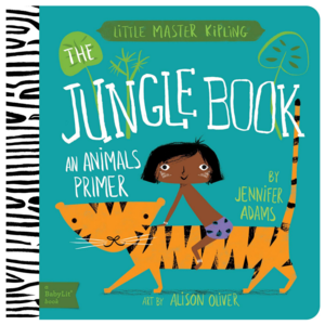 Gibbs Smith Board Book | The Jungle Book