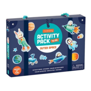 Chronicle Books Activity Pack