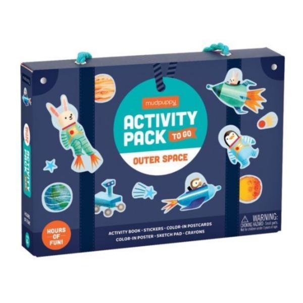Chronicle Books Activity Packs
