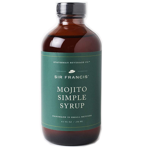 Statesman Beverage Co Simple Syrup | Sir Francis Mojito