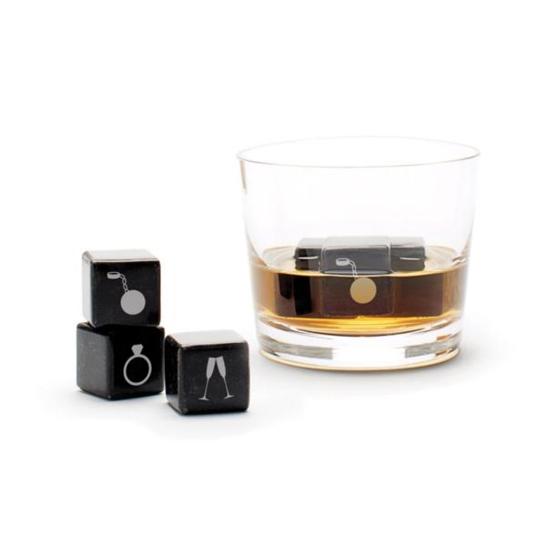 Teroforma Whisky Stones | Engagement