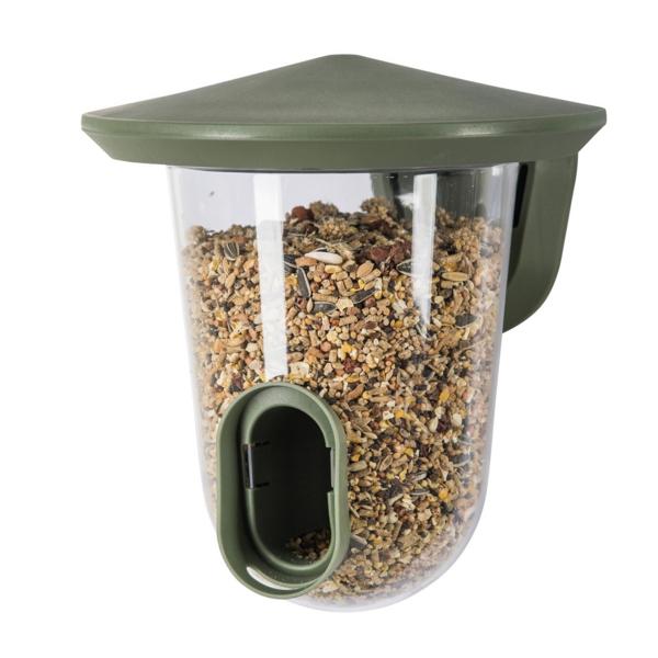 BIDK Home Bird Feeder | Wild FeedR | Green