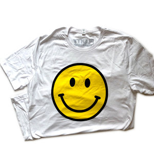 Oklahoma Shirt Company Tee Shirt | Smiley Face