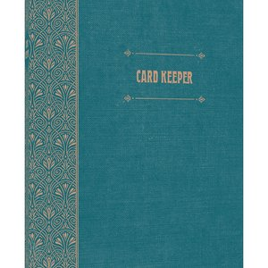 Chronicle Books Album Book | Card Keeper