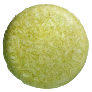 Naples Soap Company Hair Shampoo Bar | Coconut Lime