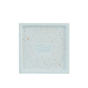 Soap Dish | Hello | Blue