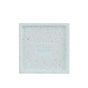 Soap Dish | Hello | Blue