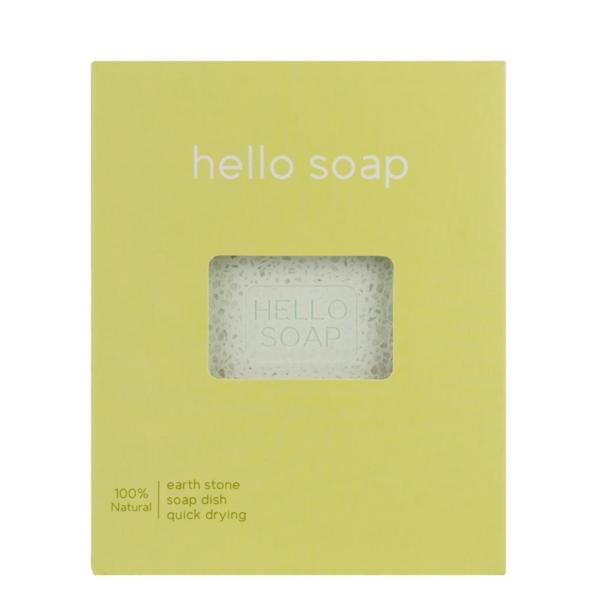 Soap Dish | Hello | Green