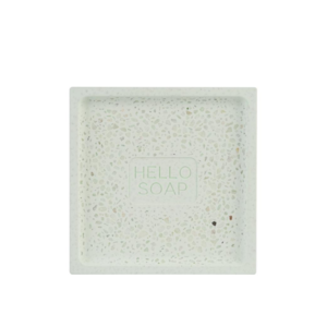 Soap Dish | Hello | Green