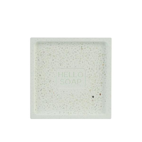 Kala Style Soap Dish | Hello | Green