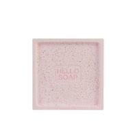 Kala Style Soap Dish   Hello   Pink