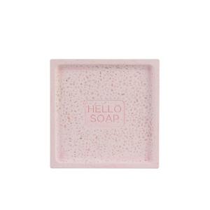 Soap Dish | Hello | Pink
