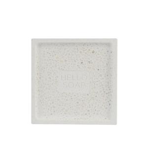 Kala Style Soap Dish | Hello | Grey