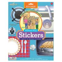EEBOO Stickers | Pretend Play | Variety