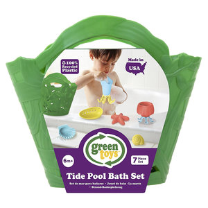 Green Toys Bath Set | Tide Pool