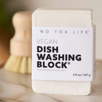 No Tox Life Dish Washing Block | Zero Waste