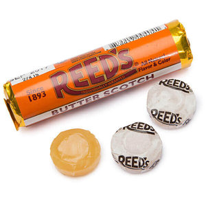 Nassau-Hobbs & Dobbs Candy | Reeds Butterscotch Roll