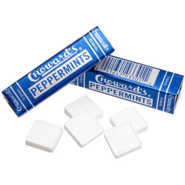 Nassau-Hobbs & Dobbs Candy | Chowards Mints | Peppermint