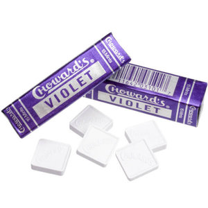 Nassau-Hobbs & Dobbs Candy | Chowards Mints | Violet