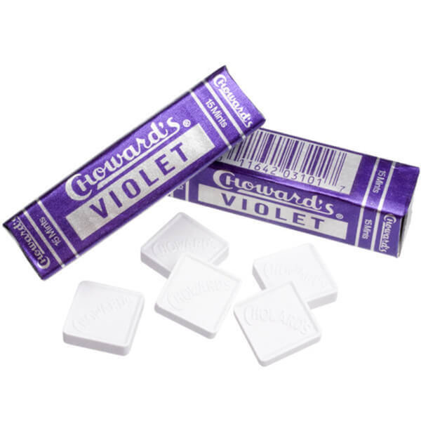 Candy | Chowards Mints | Violet