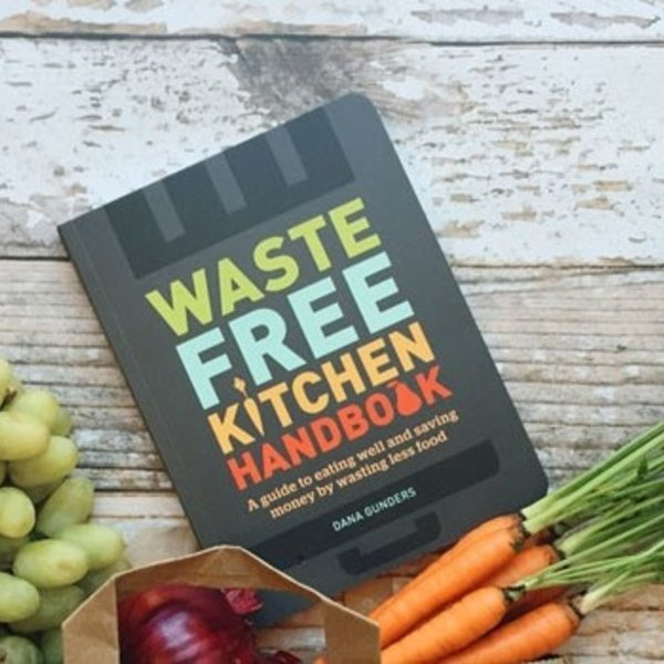 Chronicle Books Book | Waste Free Kitchen